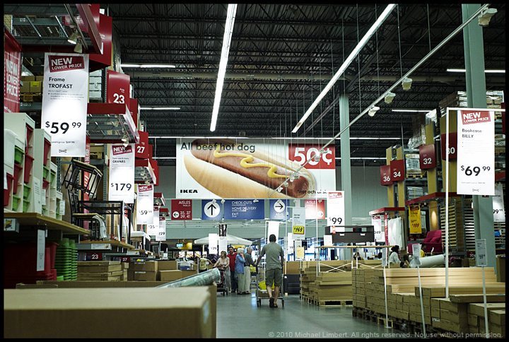 all beef hot dog ikea rangefound